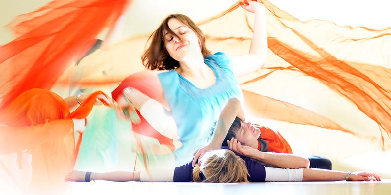 Tanztherapie Ausbildung